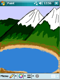 Paint screenshot