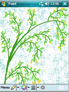 Plant drawing